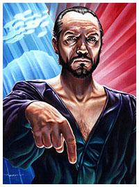 General Zod by Jason Edmiston