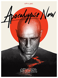 Apocalypse Now poster art by Gabz