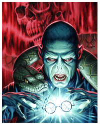 Lord Voldemort by Jason Edmiston