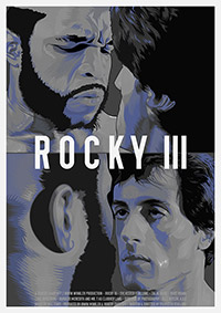 Rocky 3 fanart by Matt Edwards