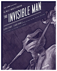 The Invisible Man post by Kevin Tong