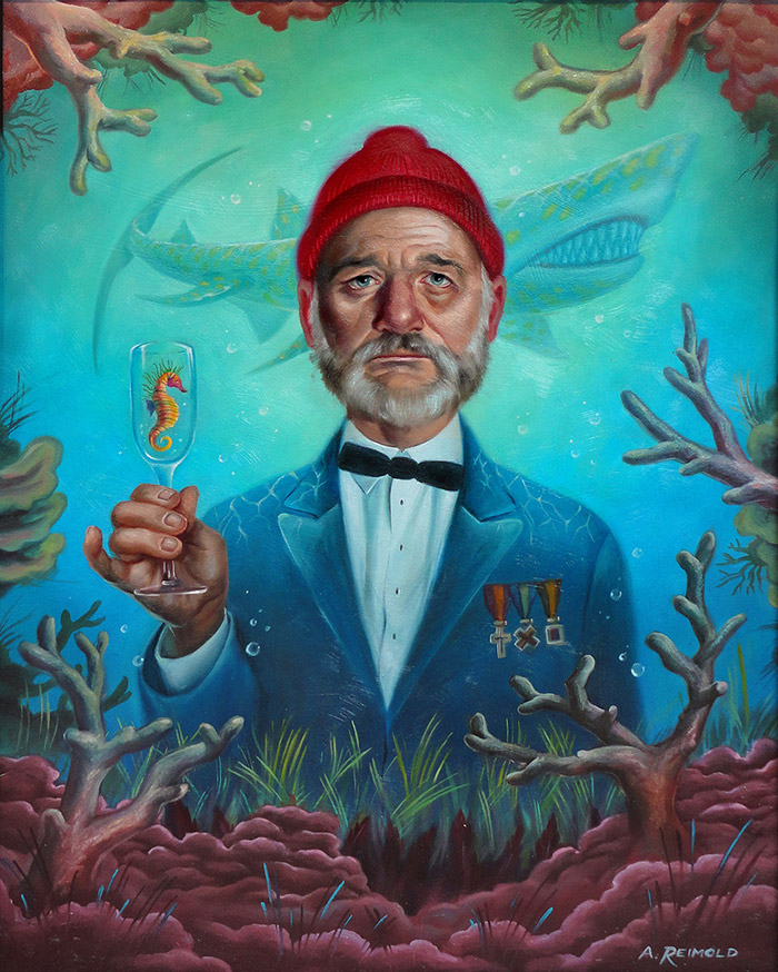 The Life Aquatic With Steve Zissou by Allison Reinold