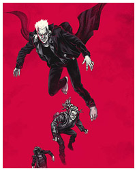 The Lost Boys poster art by Phantom City Creative